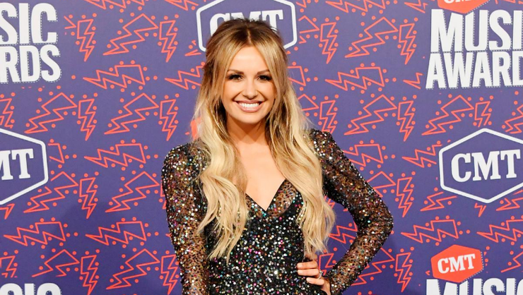 Carly Pearce Says She's Owning Her Version Of 'Imperfection'