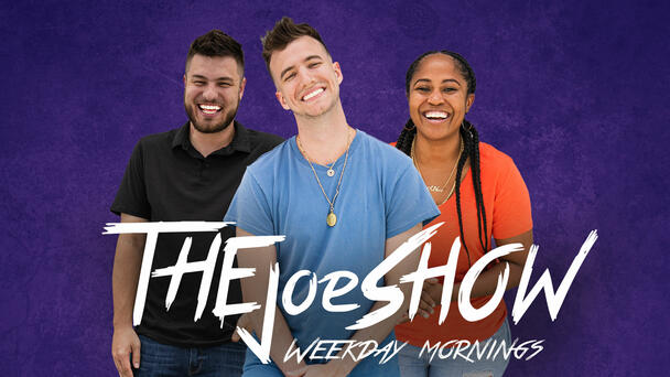 THEjoeSHOW on-demand + What we talked about today
