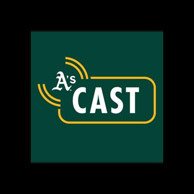 A's Cast logo