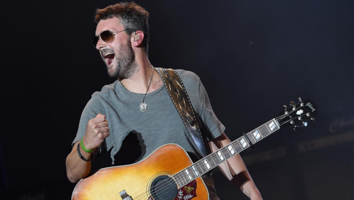 Eric Church Releases Surprise New Song, 'Bad Mother Trucker'