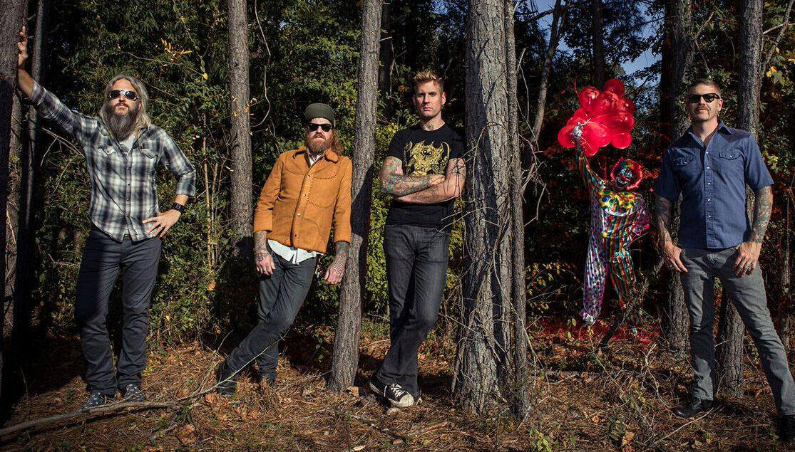 Mastodon Reveals Mammoth New Single 'Fallen Torches'