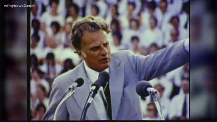 Billy Graham statue approved for U.S. Capitol to represent North Carolina | 94.5 WPTI