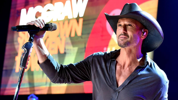 Tim McGraw Unveils Acoustic Performance Of New Song, 'Hallelujahville'