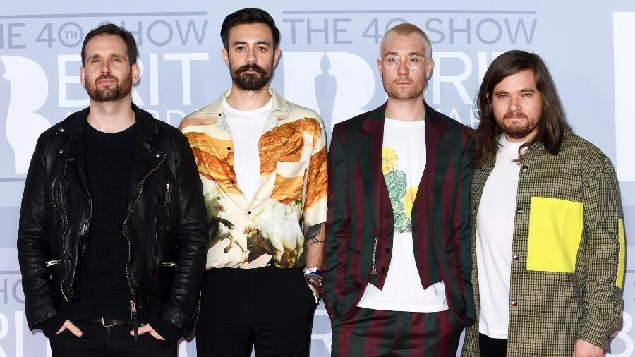 Bastille Announces New Song 'Goosebumps' With Teaser Video