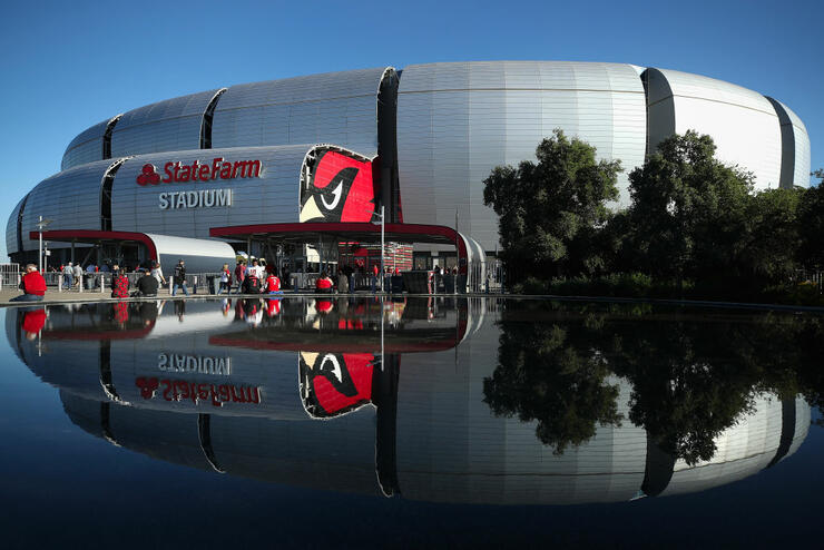 State Farm Stadium Arizona Cardinals