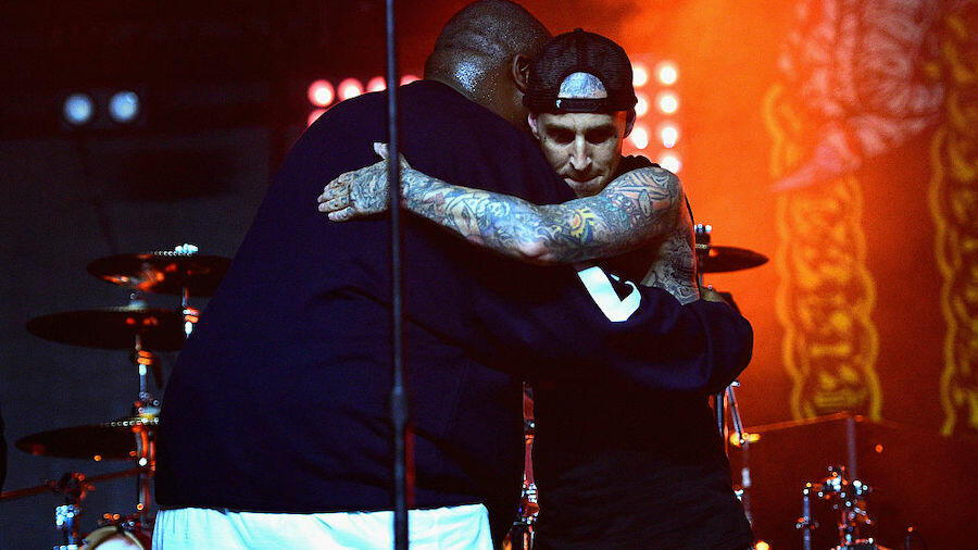 Travis Barker Joins Forces With Run The Jewels On 'Forever'