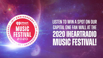 image for Reserve Your Virtual Front Row Seat At The 2020 iHeartRadio Music Festival