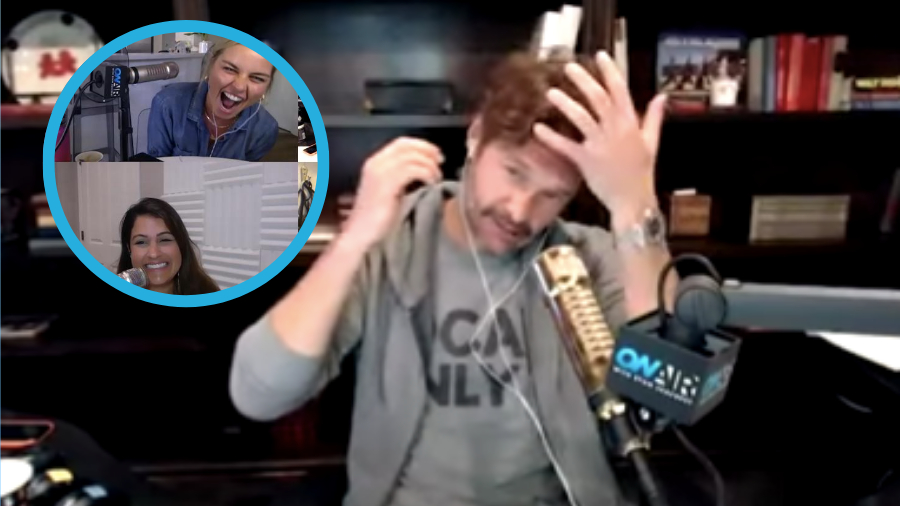 Relive All the Times OAWRS Guests Mentioned Seacrest's Quarantine Hair