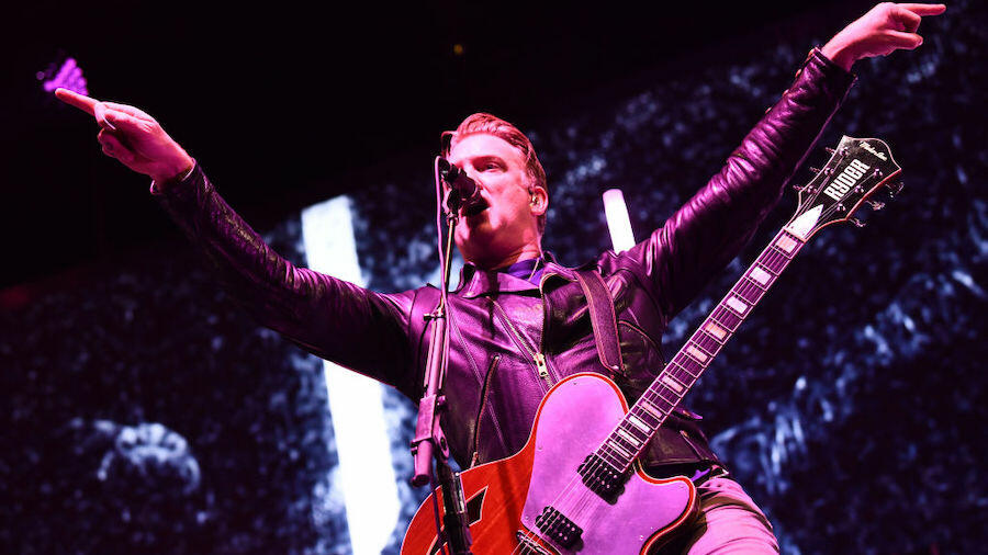 Josh Homme Performs Them Crooked Vultures Deep Cut For Lolla2020 Livestream