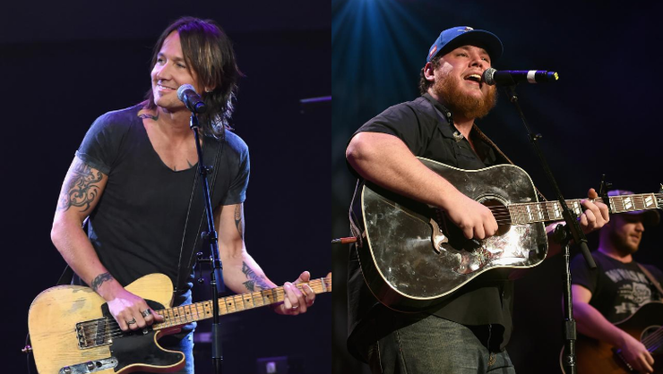 Watch Keith Urban's Flawless Cover Of Luke Combs' 'Even Though I'm Leaving'