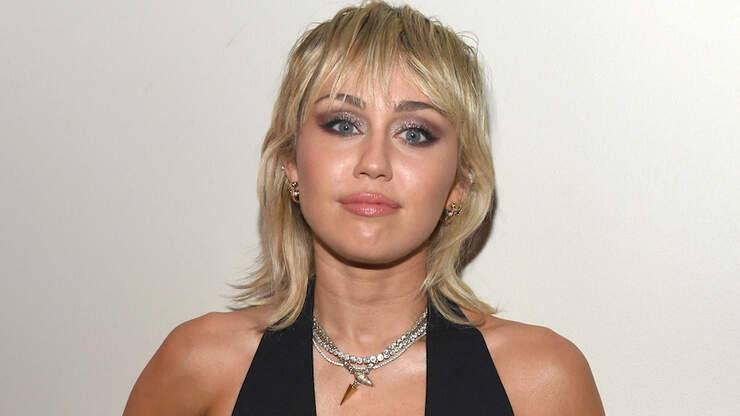 Miley Cyrus Hints New Album Is Coming 'For Real This Time' in Cryptic Tweet