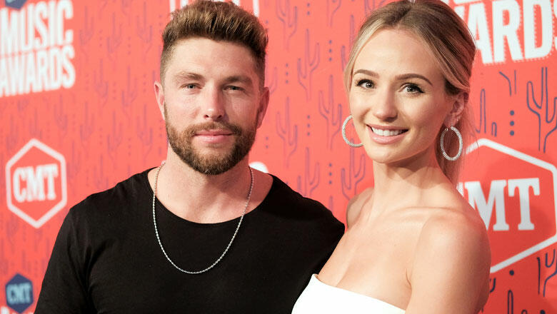 Chris Lane + Lauren Bushnell Lane Expand Family By Welcoming New Pup