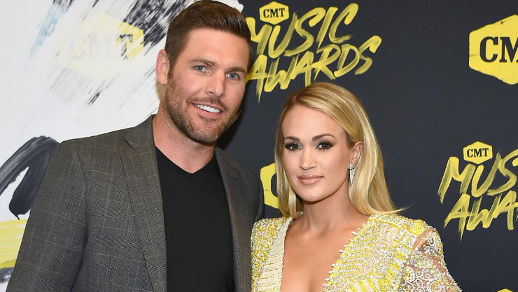 Carrie Underwood Outfished Husband Mike Fisher During Fly-Fishing Trip