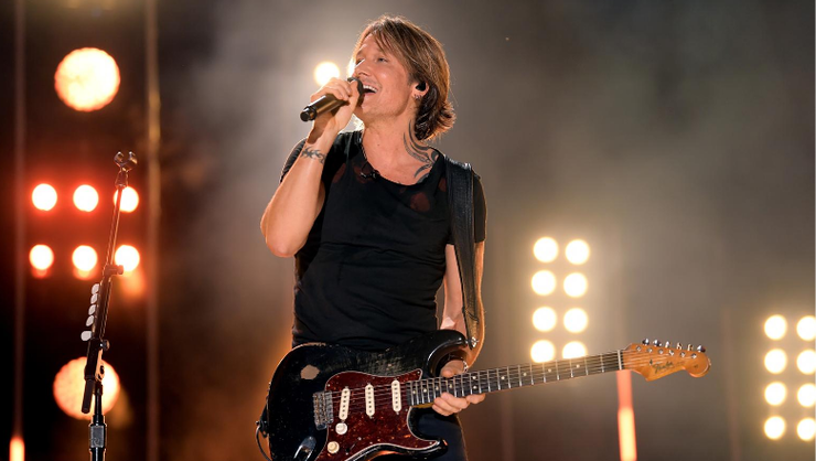 Keith Urban Details Upcoming New Album, 'The Speed Of Now Part 1'