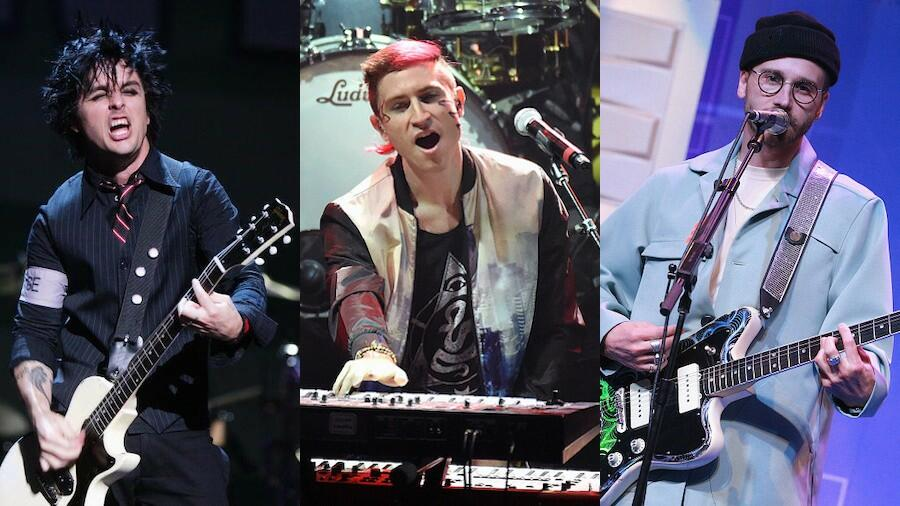 Green Day, Portugal The Man And Walk The Moon Team Up With Yeti For Charity
