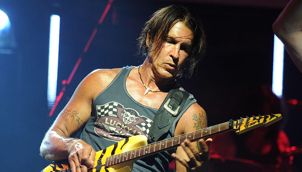 George Lynch Will No Longer Use 'Problematic' Lynch Mob Band Name