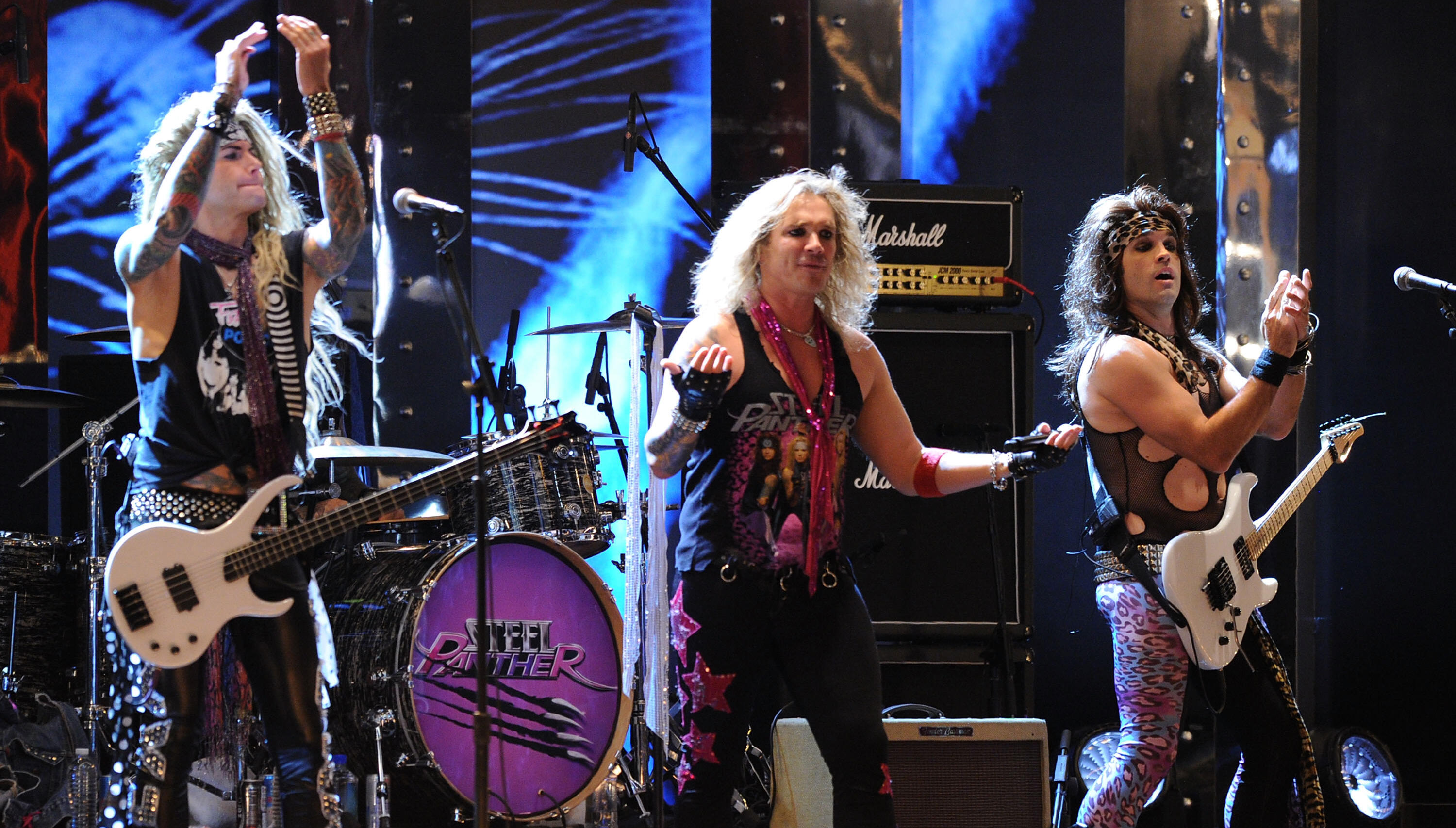 Steel Panther Announce Two Drive-In Live Concerts In Pennsylvania
