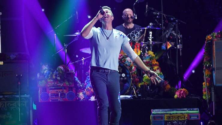 Coldplay's Entire 'Live In Jordan' Film Is Available For First Time Ever
