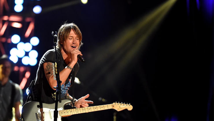 Keith Urban Releases New Song From Upcoming Album, 'Change Your Mind'