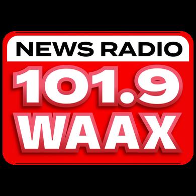 News Radio 101.9 Big WAAX logo