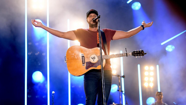 Luke Bryan On Why He Won't Perform Live Shows Yet Amid COVID-19