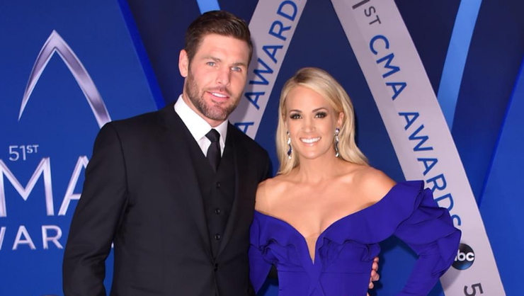 Carrie Underwood Turns To Fans To Help Settle Donut Debate With Her Husband