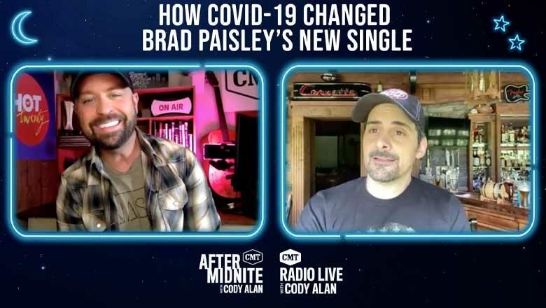 Has Brad Paisley's 'No I In Beer' Become The Anthem Of 2020?
