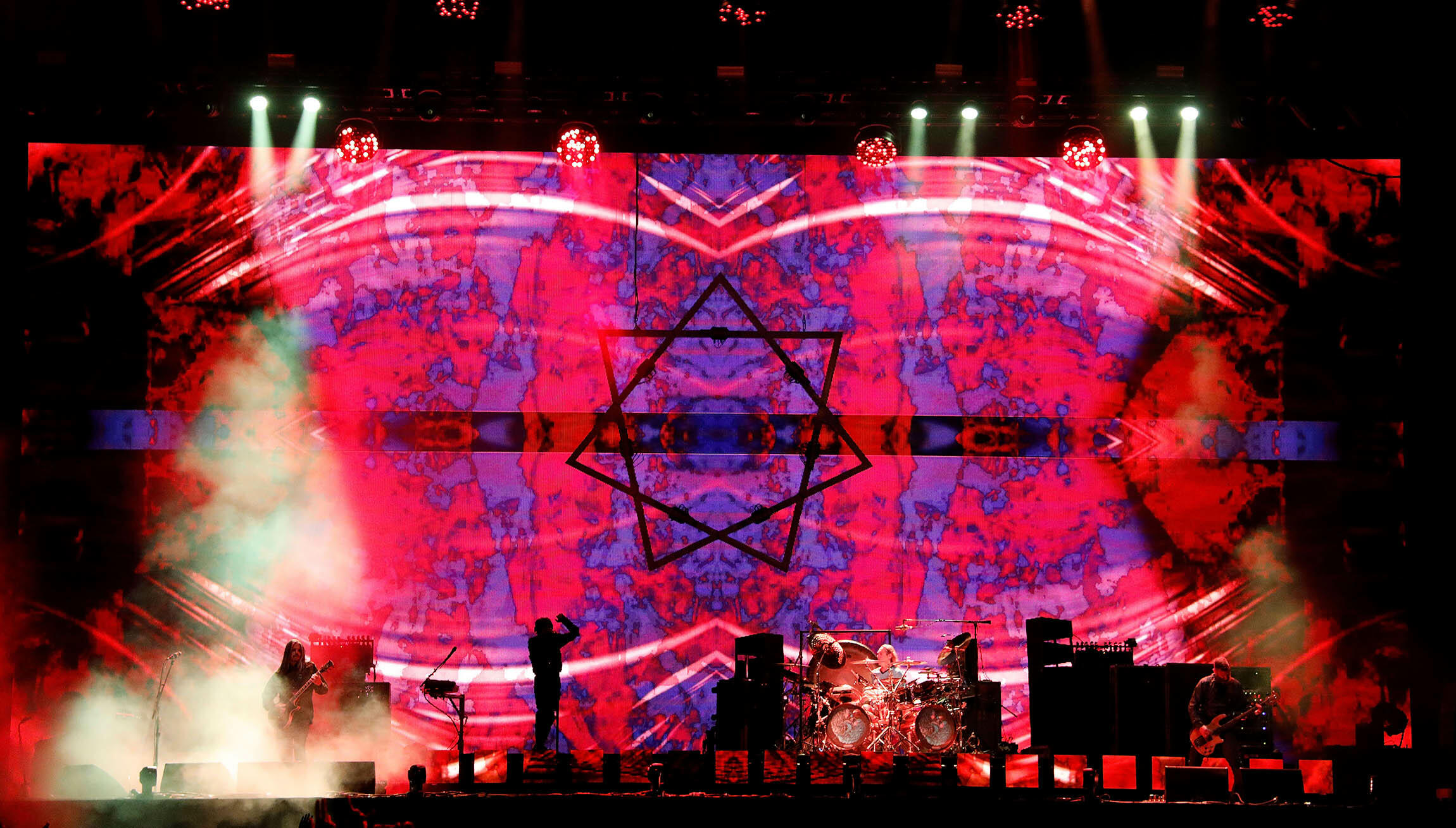 TOOL Drummer Says 'It's Time' For Band To Begin Work On New Music