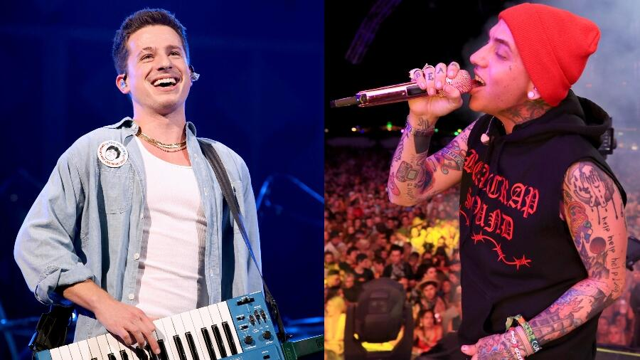 Charlie Puth And Blackbear Tease Unreleased Collab Using Baby Filter
