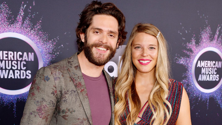 Thomas Rhett Wishes Daughter Ada James Happy Birthday In Sweet Post