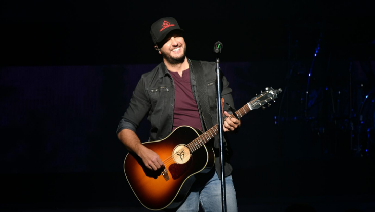 Luke Bryan Calls The 'Aftermath' Of Lady A Name Change 'A Mess'