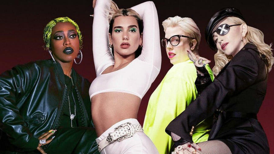 Dua Lipa Drops 'Levitating' Remix With Madonna & Missy Elliott
