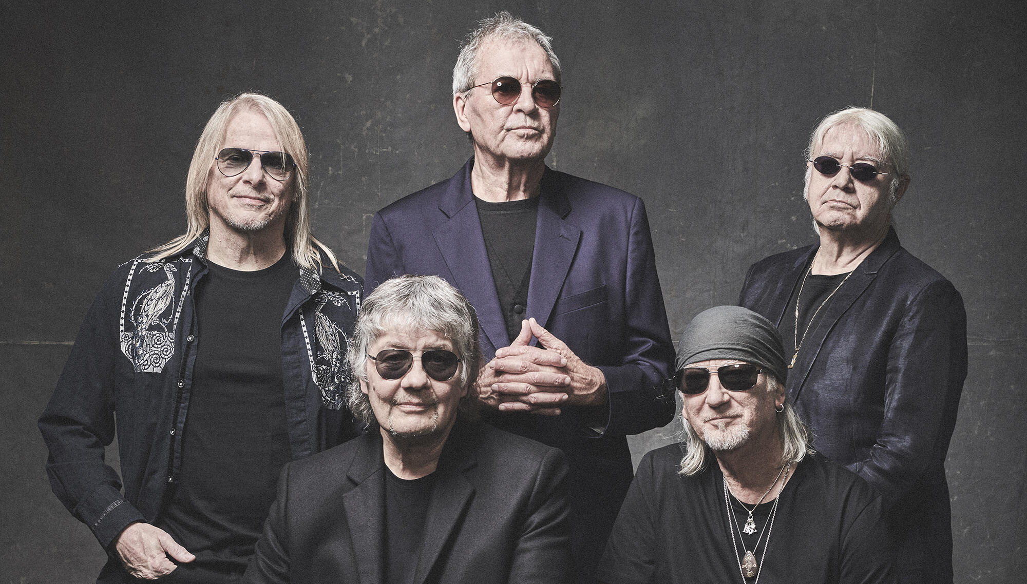 Deep Purple Is Made Up Of 'Aliens' Who Will Never Stop, Says Steve Morse