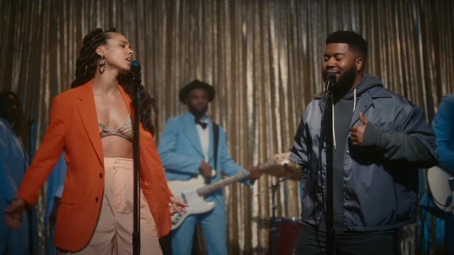 Watch Alicia Keys & Khalid Link Up For New Self-Affirming Duet 'So Done'