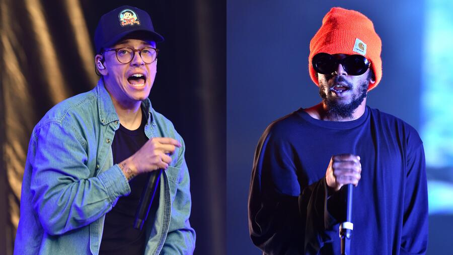 Logic Admits He Initially 'Hated' Kendrick Lamar's 'Good Kid, M.A.A.D City'