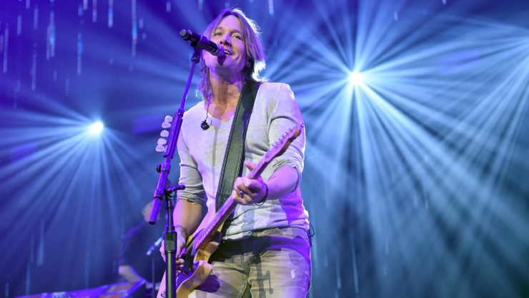 Keith Urban Reveals Collaborators On His 'The Speed Of Now Part 1' Album