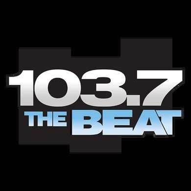 103.7 The Beat Fresno logo