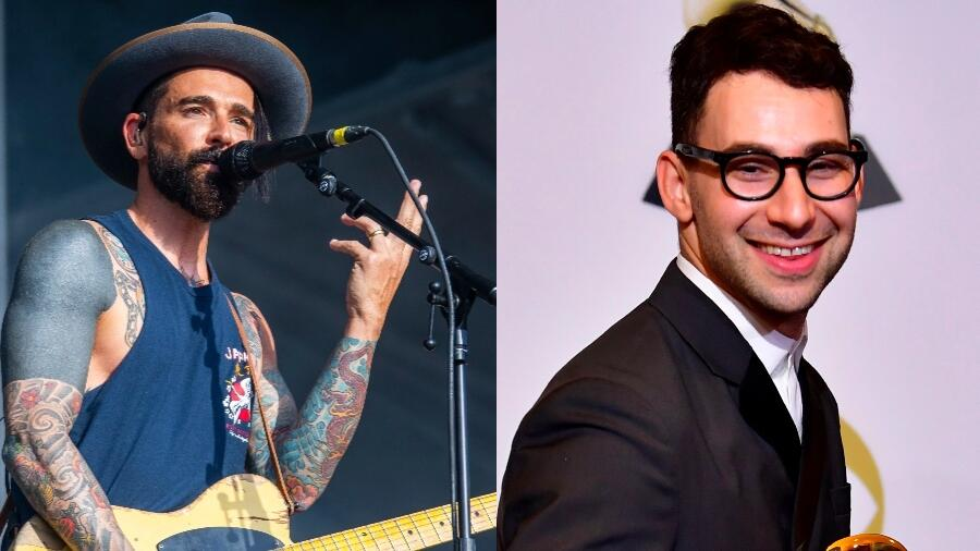 Chris Carrabba Gives Props To Jack Antonoff For Being A Skilled Songwriter