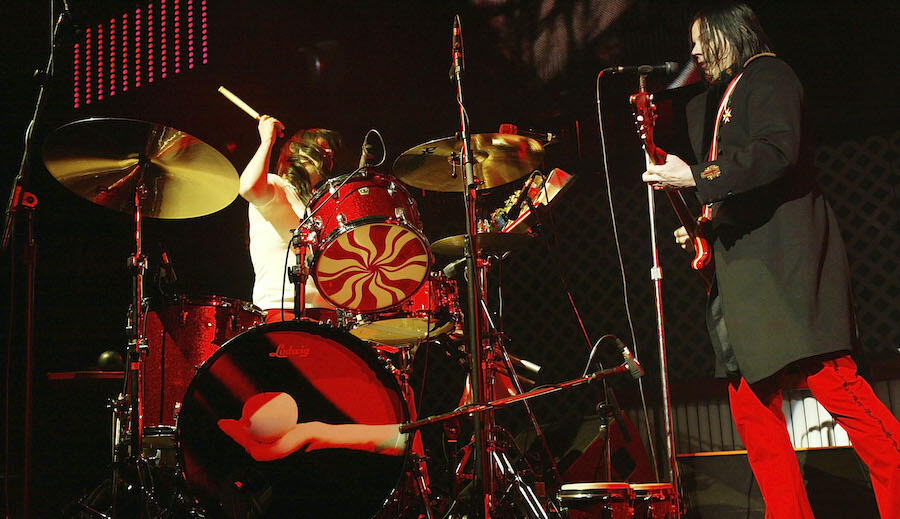 Third Man Records Is Auctioning Off A White Stripes Drum Kit And More