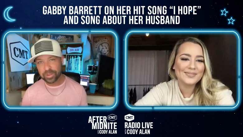 """Gabby Barrett Shares Personal Story Behind Songs """"I Hope"""" & """"The Good Ones"""""""
