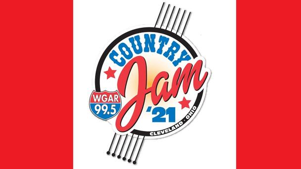 PURCHASE TICKETS HERE for The WGAR Country Jam in Partnership with Ohio Laborers, Presented by LECET and Spitzer Auto World