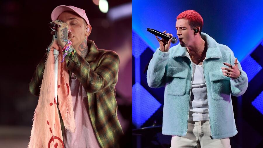 Blackbear And LAUV Wonder What It'd Be Like If 'I Were U' On New Collab