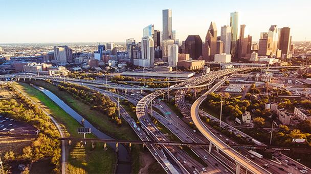 I-45 Weekend Construction Could Snarl City this Weekend