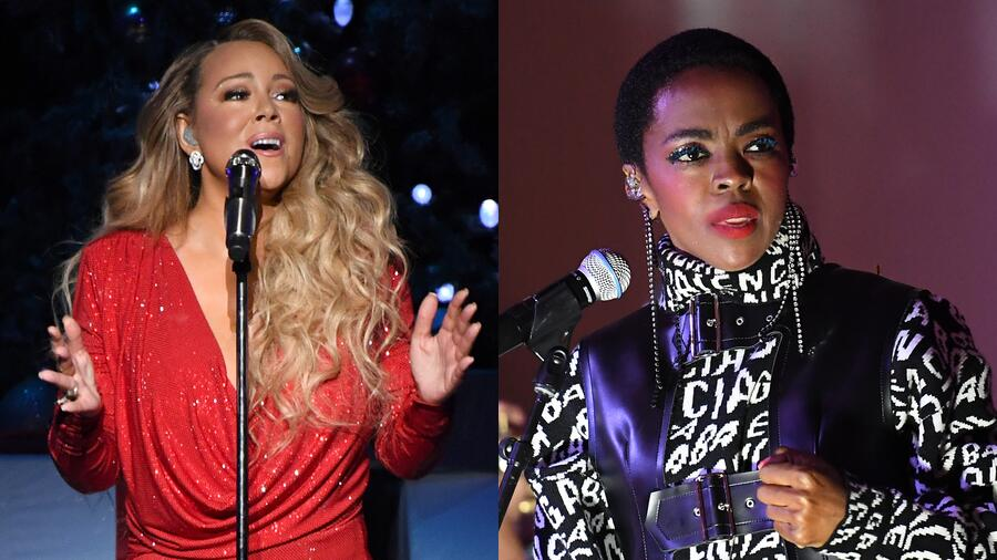 Mariah Carey & Lauryn Hill Return To 'Save The Day' On New Anthem