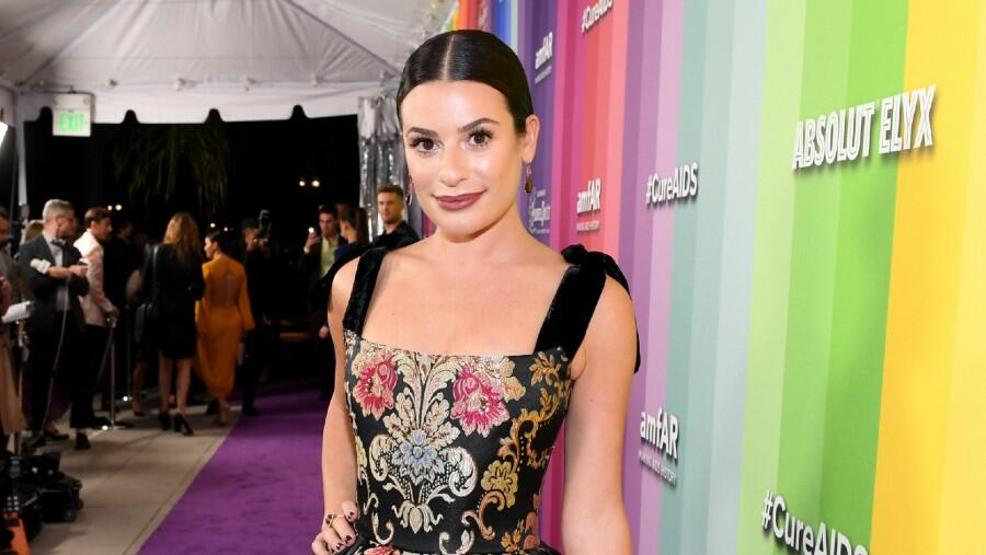 Lea Michele Gives Birth To First Child With Zandy Reich