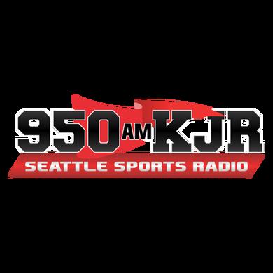 Sports Radio KJR logo