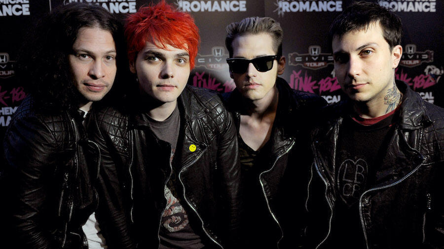 My Chemical Romance Members Reflect On Year Anniversary Of Reunion Show