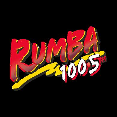 Rumba 100.5 logo