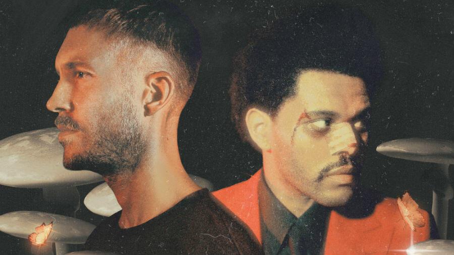 The Weeknd & Calvin Harris Collide On Breakup Jam 'Over Now'