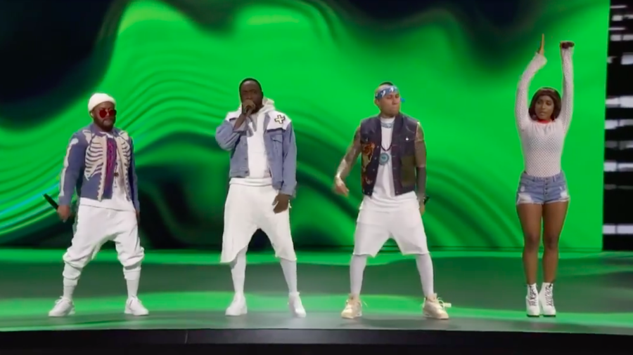 The Black Eyed Peas Close The 2020 MTV VMAs With One Of Their Biggest Hits